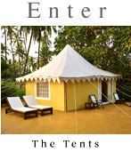 Enter Otter Creek Tents